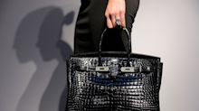 Turns out a Hermes Birkin bag is actually a rather good investment