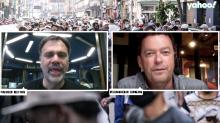 """""""2020 é uma sopa que tomamos de garfo"""", diz Fernando Rocha"""