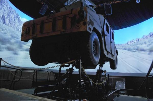 IED attack simulator prepares US soldiers prior to Afghan deployment