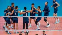 Eight Olympic medalists highlight U.S. men's volleyball team for Tokyo