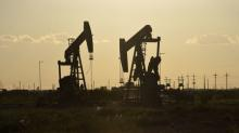 Oil drops over 5 percent on economic slowdown fears, supply glut