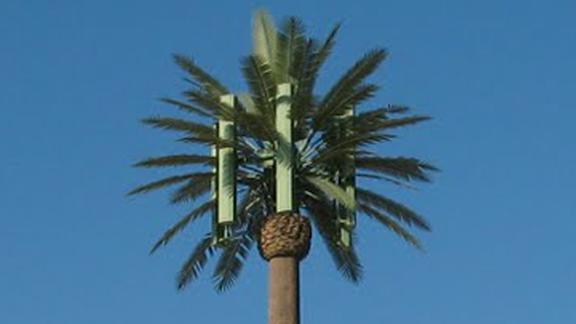 Arizona Residents Angered By Ugly Cell Tower