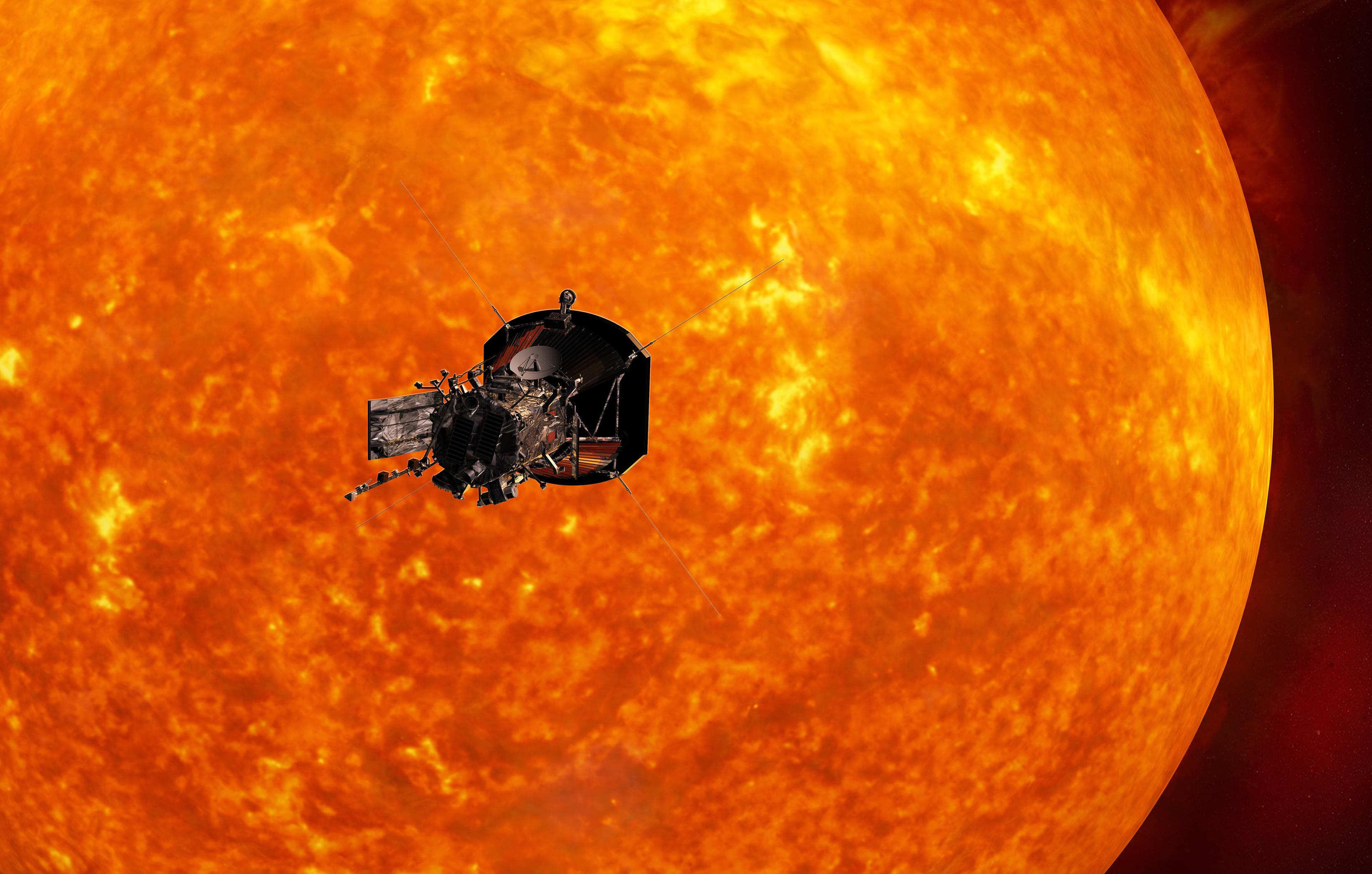 nasa sun mission - HD 2000×1273