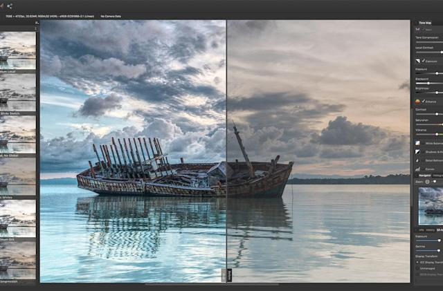 Affinity Photo image editing app is now out for Windows