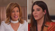 Sandra Bullock's emotional interview with Hoda Kotb about adoption will make you cry
