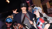Celebs Scare Up Some Halloween Fun