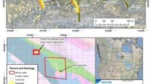 Frontier Lithium Releases the Remaining Drill Results From the Newly Discovered Spark Pegmatite