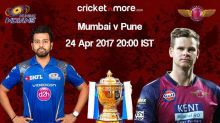 IPL 10: Confident Mumbai Indians to take on resurgent Pune Supergiant