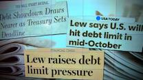 Debt ceiling: Federal showdown on the horizon