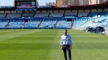 Tras pasar cuarentena por coronavirus, Rubén Baraja dirige su primera sesión