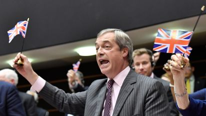 It's official: Britain to leave the EU on Friday