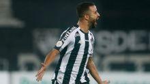 Botafogo de Lazaroni mostra novas facetas e dá fim à sequência negativa