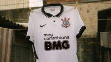 BMG flexibiliza meta para mudar cor de logo na camisa do Corinthians