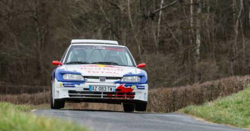 Rallye - CF - Sébastien Loeb s'impose en Haute-Provence
