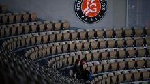 Une jauge très réduite, des boutiques en moins et des loges vides... Roland-Garros ne fera pas recette cette année