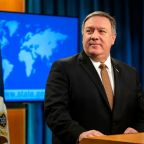 Mike Pompeo jokes he will be secretary of state until 'Trump tweets me out of office'