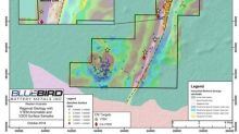 BlueBird Intersects 8.0 Metres of 1.03% Vanadium Mineralization at Canegrass Project, Western Australia