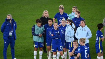 Chelsea FC Women's Champions League Final loss a 'massive learning curve' - Millie Bright