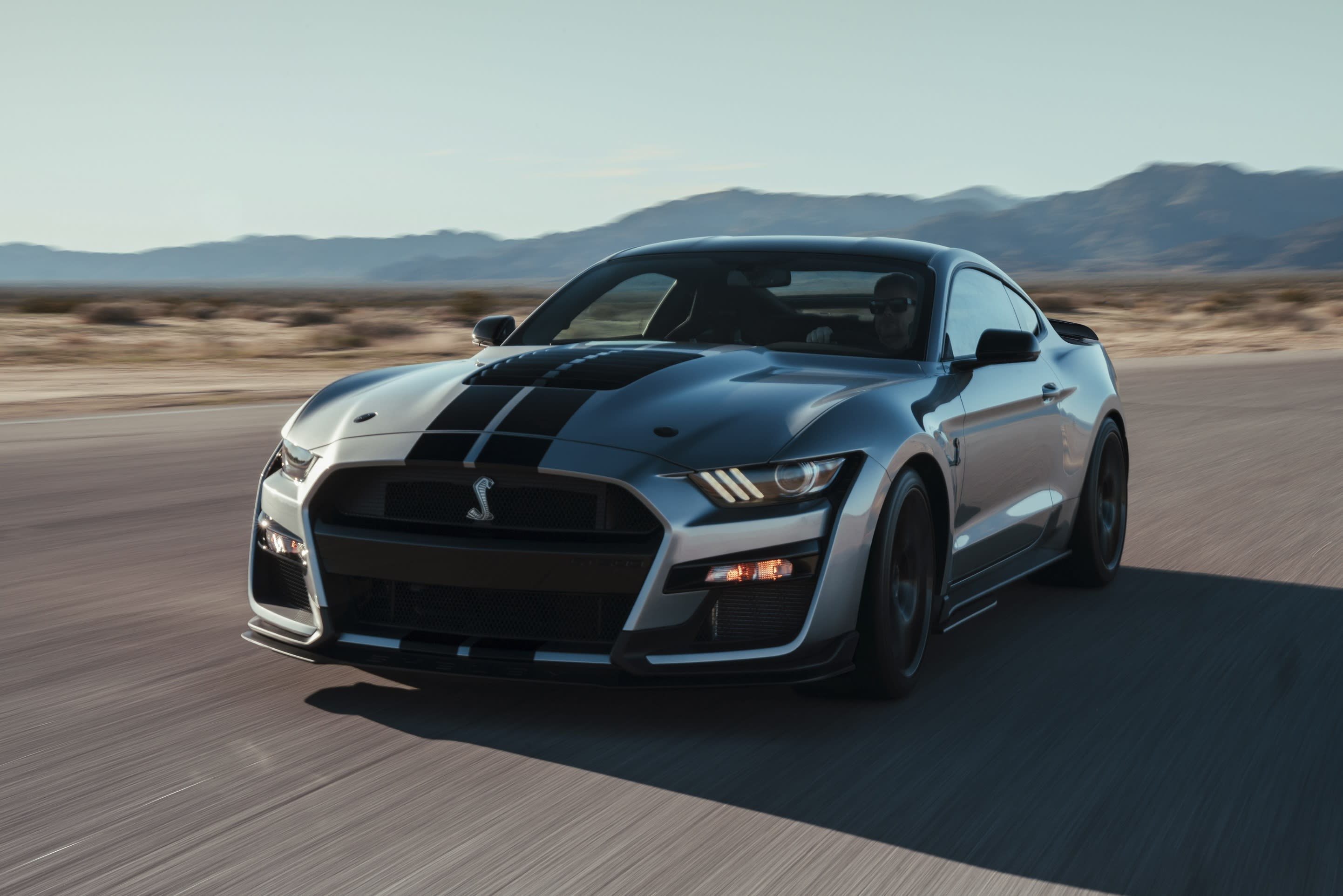 The 2020 ford mustang shelby gt500 is the brands most powerful car