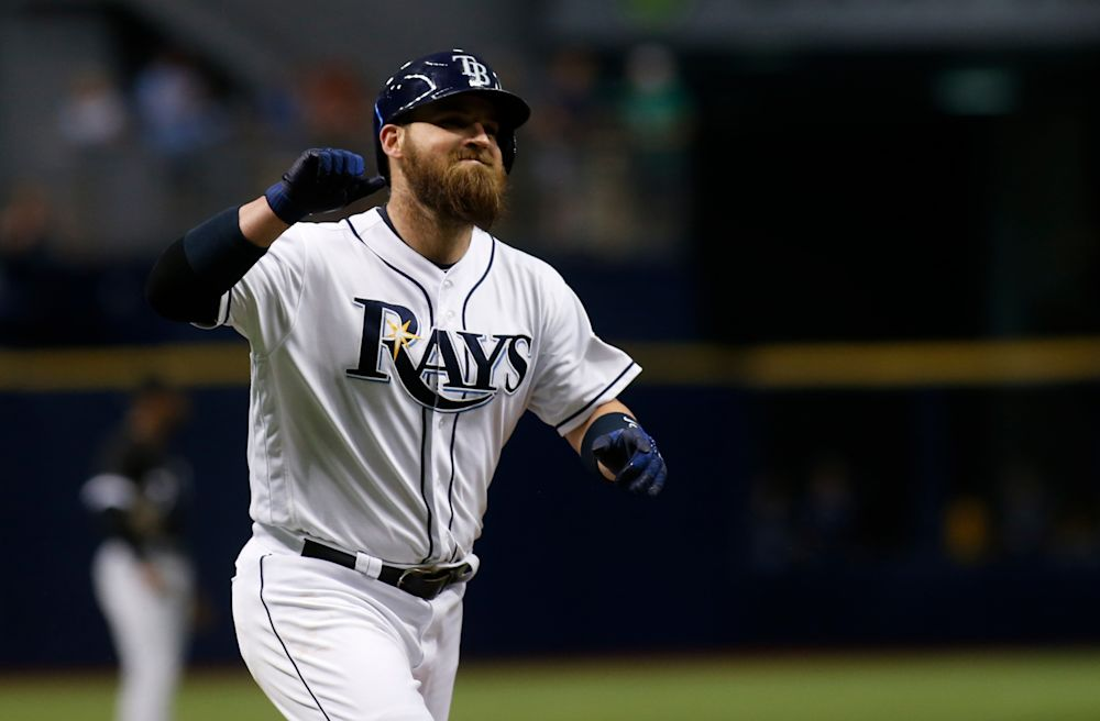 Derek Norris is on MLB's restricted list for the rest of the season after a domestic violence allegation. (Getty Images)