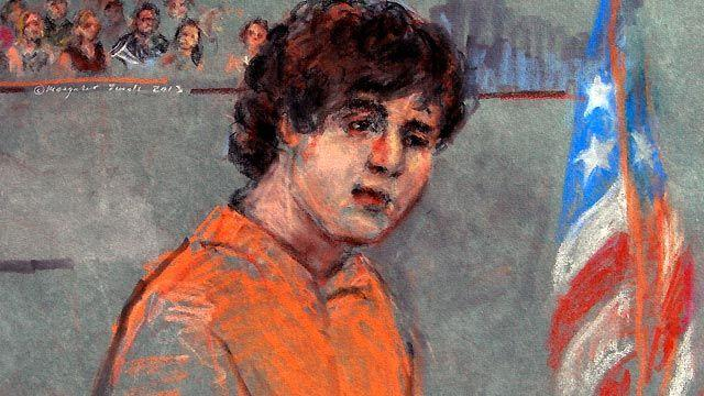 Tsarnaev charged with 30 counts
