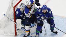 Hockey - NHL - NHL: les St. Louis Blues sortis par Vancouver et Antoine Roussel