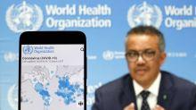 """La OMS admite que """"quizás nunca haya una solución"""" para el coronavirus"""