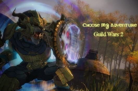 Choose My Adventure: Guild Wars 2 takes the polls