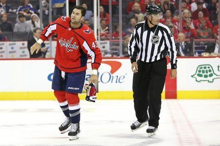 17e9e42cd NHL  Preseason-St. Louis Blues at Washington Capitals