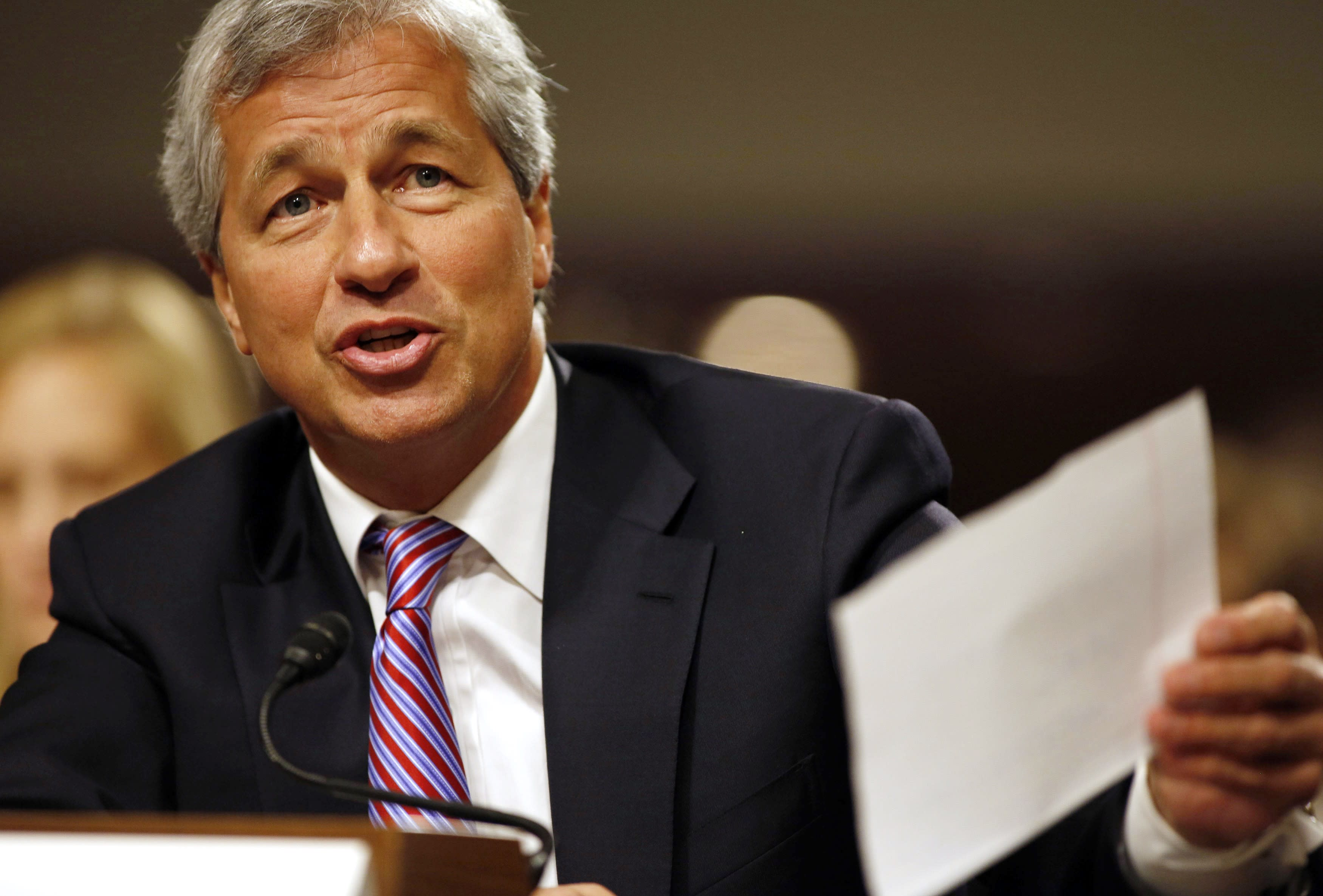 JPMorgan CEO Jamie Dimon talks China, trade and immigration in his annual letter