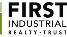 First Industrial Realty Trust To Host Virtual Investor Day Livestream On November 12th