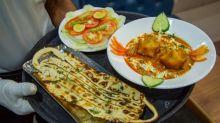Restaurante indiano aposta no 'curry COVID' para atrair clientes