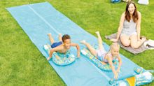Aldi is selling kid's waterslide for £12.99 ahead of UK heatwave