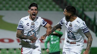 VIDEO   Todos los goles de la victoria de Pachuca sobre Santos en el repechaje del Guard1anes 2020