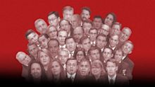 Trump's Largely White And Male Judges, In One Photo