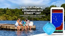Turn your phone into a fishfinder with Garmin's new STRIKER Cast castable sonar