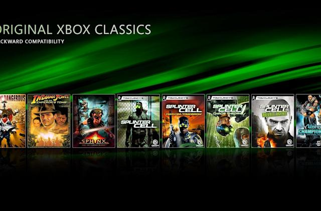 Microsoft's Xbox, Xbox 360 backward compatibility list ends here