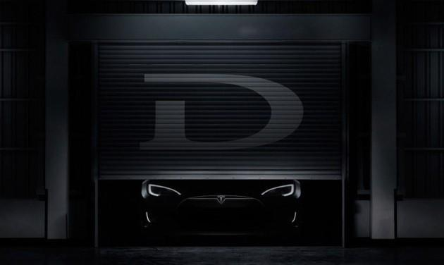 Elon Musk teases Tesla 'D' unveiling on October 9th