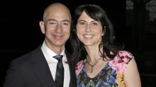 Jeff Bezos to keep Amazon voting power after divorce from MacKenzie