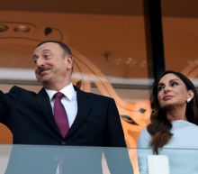 Azerbaijan's President Makes His Wife Second in Command