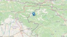 Il sisma con epicentro Plezzo