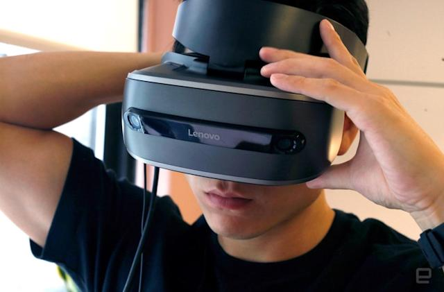 Windows Mixed Reality adds SteamVR games on November 15th