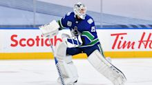Flames land marquee netminder Jacob Markstrom