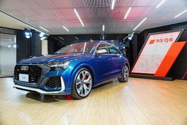 369萬元起,Audi Q7、Q8、RS Q8四環豪華休旅家族全員到齊,全面登台!e-tron Sportback驚喜亮相!