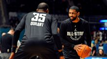 New book details Kyrie Irving's exit from Boston Celtics, origin of Nets superteam