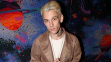 Aaron Carter Says He's Expecting His First Childwith GirlfriendMelanie Martin