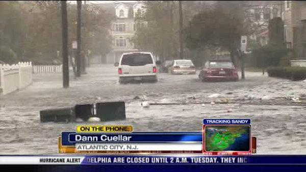 Dann Cuellar reports from Atlantic City, NJ