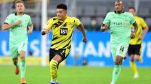 Foot - ALL - Supercoupe - Supercoupe d'Allemagne: le Borussia Dortmund sans Jadon Sancho ni Roman Bürki