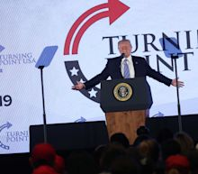 Trump calls Rep. Tlaib a 'crazed lunatic' and rails against 'Squad' in fiery speech