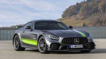 搶先預覽 Mercedes-AMG 全新車型 AMG GT R Pro 完整面貌